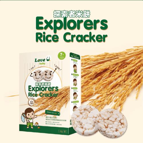 探索者米餅